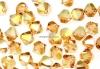 Swarovski, margele bicone, metallic sunshine, 3mm - x20