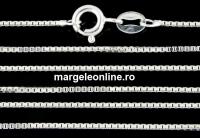 Lant zar, argint 925, 45cm - x1