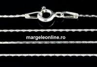 Lant, argint 925, 42cm - x1