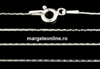 Lant argint 925, 60cm - x1