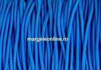 Snur elastic circular, albastru, 1.4mm - x 13m