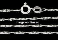 Lant, argint 925, 55cm - x1