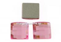 Swarovski, cabochon, light rose, 8mm - x1