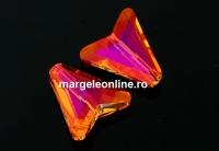 Swarovski, margele Arrow, astral pink, 12mm - x2