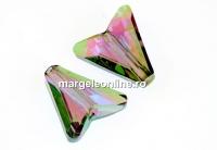 Swarovski, margele Arrow, paradise shine, 12mm - x2