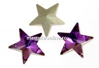 Swarovski, fancy star, vitrail light, 10mm - x1