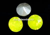 Swarovski, chaton pp32, yellow opal, 4mm - x10