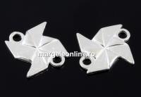 Link morisca argint 925, 13mm  - x1