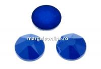 Swarovski rhinestone ss30, royal blue, 6mm - x4