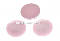 Swarovski, cabochon SS30, powder rose, 6mm - x4