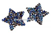 Swarovski, pand. fine rocks, bermuda blue, 22mm - x1