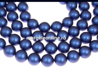 Perle Swarovski, iridescent dark blue, 10mm - x20