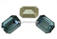Swarovski, fancy rectangle, indian saspphire, 14x10mm - x1