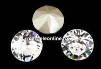 Swarovski, chaton pp8 crystal, 1.4mm - x20