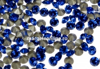 Swarovski, chaton pp14, capri blue, 2mm - x20