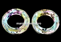 Swarovski, pandantiv cosmic ring, vitrail light, 20mm - x1