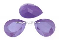 Swarovski, fancy picatura, lilac, 14x10mm - x1