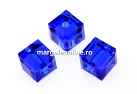 Swarovski, cub, majestic blue, 4mm - x2