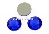 Swarovski rhinestone ss12, majestic blue, 3mm - x20