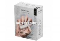 Swarovski Crystal Pixie Edge pentru unghii, WHITE BALLET - 1 cutie