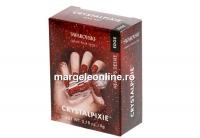 Swarovski Crystal Pixie Edge pentru unghii, HEART 'S DESIRE - 1 cutie