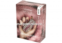 Swarovski Crystal Pixie Edge pentru unghii, PUNK CANDY - 1 cutie