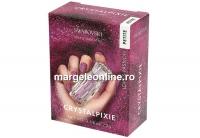 Swarovski Crystal Pixie Petite pentru unghii, LOVE'S PASSION - 1 cutie