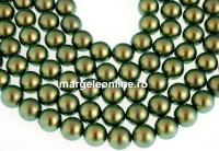 Perle Swarovski, iridescent green, 2mm - x100