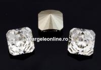 Swarovski, fancy Kaleidoscope, crystal, 10mm - x1