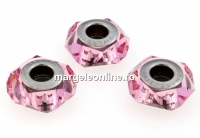 Swarovski, becharmed fortune, light rose, 14mm - x1