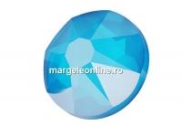 Swarovski rhinestone ss16, electric blue, 4mm - x20