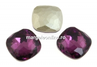 Swarovski 4483, fantasy cushion, amethyst, 10mm - x1