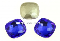Swarovski 4483, fantasy cushion, majestic blue, 12mm - x1