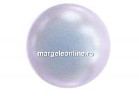Perle Swarovski, iridescent dreamy blue, 4mm - x100