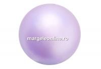 Perle Preciosa, lavender, 4mm - x100