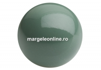 Perle Preciosa, sage, 8mm - x50