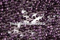 Miyuki - margele Delica® nichel plated dark purple