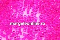 Miyuki - margele Delica® transparent hot pink