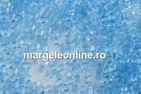 Miyuki - margele Delica® transparent light blue