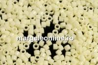 Miyuki - margele Delica® opaque eggshell