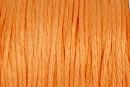 Snur satin, portocaliu, 1.5mm - 5m