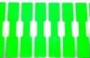 Etichete pentru bijuterii, verde neon - x20buc