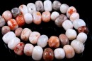 Natural Morocco agate, candy drops 15-18mm