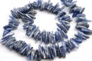 Blue kyanite, free form, 16-20mm