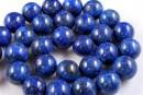 Lapis lazuli, round, 14mm