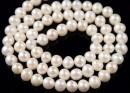 Perle de cultura - 6mm, alb