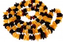 Baltic amber, necklace chips, 8-9mm - 64cm