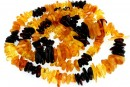 Baltic amber, necklace chips, 8-13mm