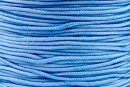 Snur matase bleu ciel pentru bratari, 1mm - x30m