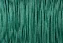 Snur shamballa, verde vintage, 1mm - 5m